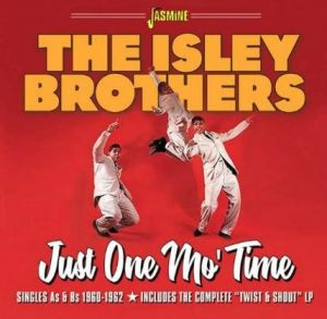 Isley Brothers Just One Mo' Time CD