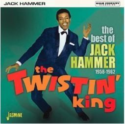Jack Hammer Twistin' King CD