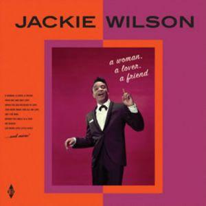 Jackie Wilson A Woman A Lover A Friend vinyl LP 8436544170565