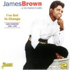James Brown I've Got To Change 2CD