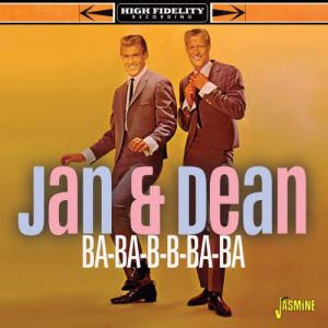 Jan and Dean Ba-Ba-B-B-Ba-Ba CD 604988106824