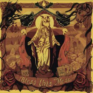 Jayke Orvis Bless This Mess LP vinyl