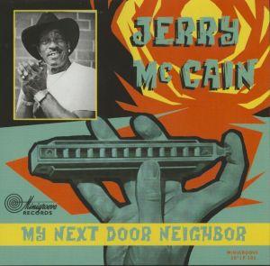 """Jerry McCain My Next Door Neighbor 10"""" vinyl LP"""