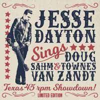 "Texas 45rpm Showdown 7"" single (vinyl)"