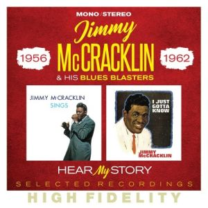 Jimmy McCracklin and his Blues Blasters Hear My Story 2CD JASMCD3080 604988308020