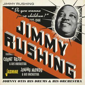 Jimmy Rushing Do You Wanna Jump Children? CD