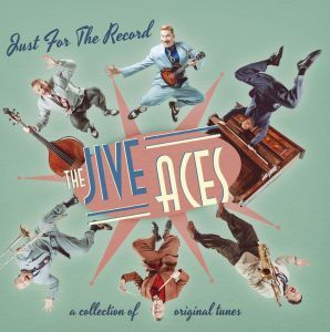 Jive Aces Just For The Record LP vinyl