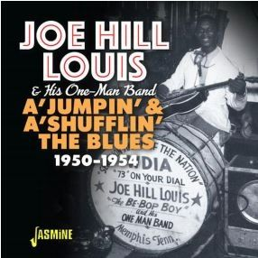 Joe Hill Louis A-Jumpin' & A-Shufflin' the Blues CD