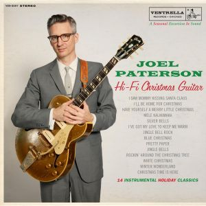 Joel Paterson Hi-Fi Christmas Guitar CD VEN5007, 700261461588