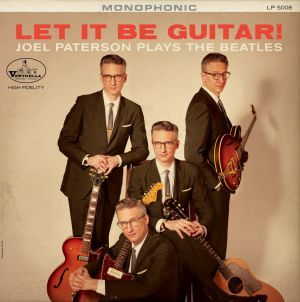 Let It Be Guitar! Joel Paterson Plays The Beatles LP (vinyl)