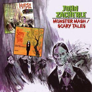 John Zacherle Monster Mash Scary Tales CD