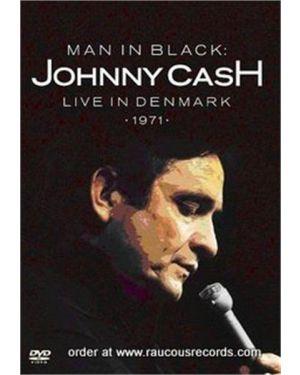Live In Denmark 1971 DVD
