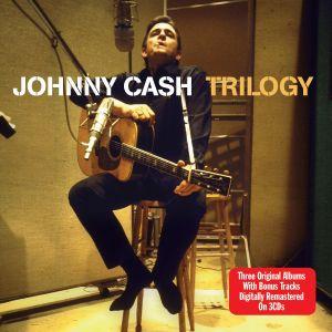 Johnny Cash Trilogy 3cds
