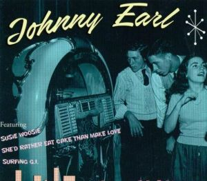 Johnny Earl Rockin' Mo CD