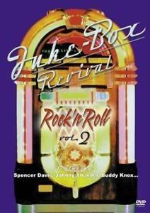 Jukebox Revival Rock 'n' Roll Volume 2 DVD