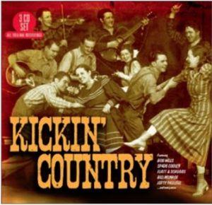 Kickin' Country 3CD