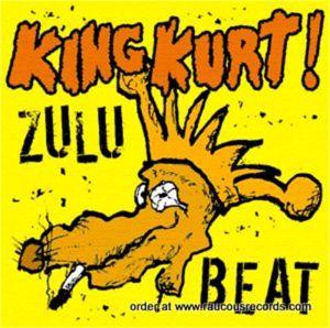 Zulu Beat CD + DVD