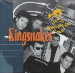 Kingsnakes Belleville Cat CD