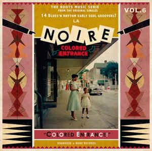 La Noire Volume 6 Colored Entrance LP vinyl