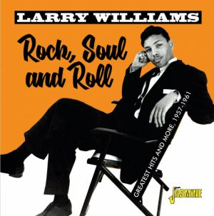 Larry Williams Rock Soul and RollCD