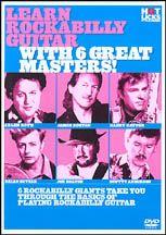 Learn Rockabilly Guitar DVD