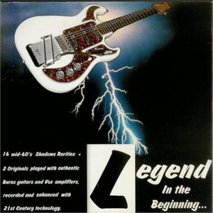 Legend In The Beginning CD