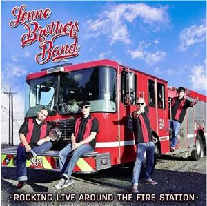 LenneBrothers Band Rockin' Live Around the Fire Station CD