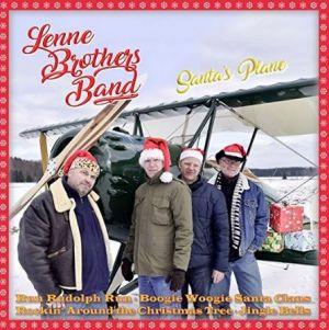 LenneBrothers Band Santa's Plane CD
