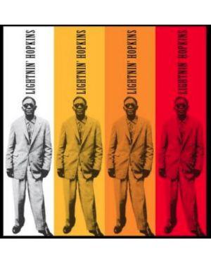 Lightnin' Hopkins LP vinyl