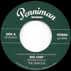 Limboos Big Chef Limbootic 7 vinyl Single 3481574681241