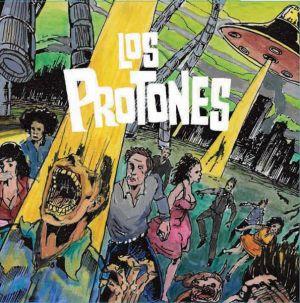 Los Protones CD