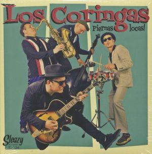 Los Coringas Piernas Locas 7 inch vinyl ep