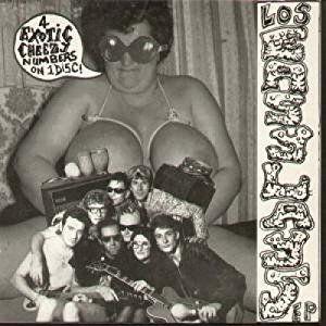 Los Easylays Carumba 7 inch vinyl EP at Raucous Records