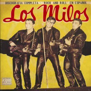 Los Milos Discografia Completa Rock 'n' Roll En Espanol Vinyl LP gatefold sleeve