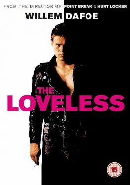 LOVELESS DVD movie starring Wilem Dafoe Robert Gordon 5051429100722