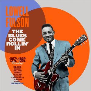 Blues Come Rollin' In - 1952-1962 Recordings LP (vinyl)
