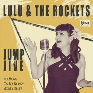 "Lulu and The Rockets Jump and Jive 7"" vinyl EP"