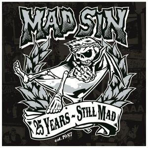 Mad Sin 25 Years Still Mad DVD + CD