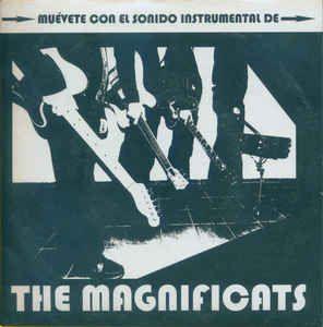 Magnificats El Detective 7inch EP vinyl