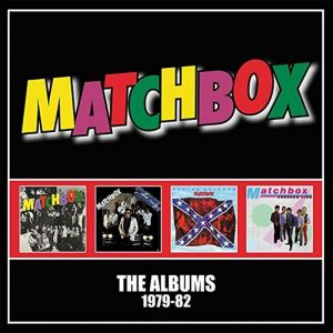 The Albums 4CD boxed set