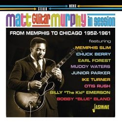 In Session 1952-1961 – Memphis To Chicago CD
