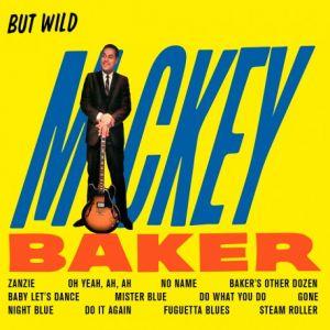 Mickey Baker But Wild Bossa Nova CD 8436559467780