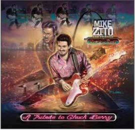 Mike Zito Rock 'n' Roll Tribute To Chuck Berry CD