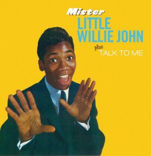 Little Willie John Mister Little Willie John + Talk To Me CD