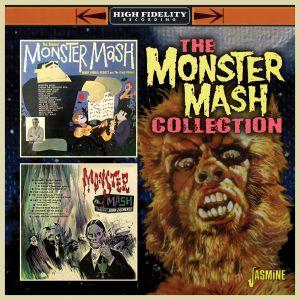 Monster Mash Collection CD