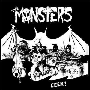 The Monsters Masks CD
