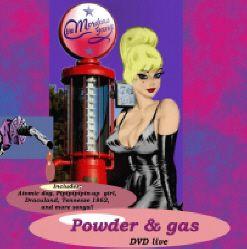 Mordors Gang Powder and Gas DVD