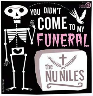 You Didn't Come To My Funeral LP (vinyl)