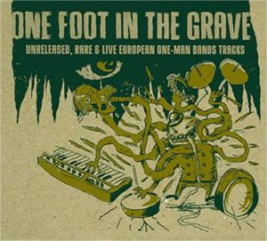 One Foot In The Grave CD