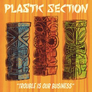 Plastic Section Trouble Is Our Business CD